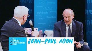 The DavidRubensteinShow: L'Oreal CEO Jean-Paul Agon