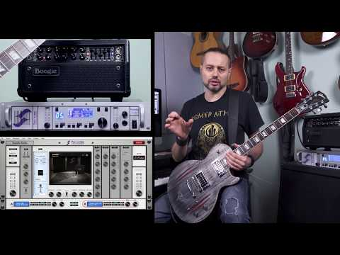 Dialing In An Amp: Mesa Boogie Mark V:25 with Torpedo Studio