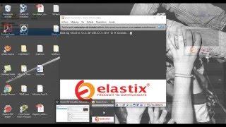 1 Elastix Instalación en VirtualBOX