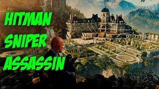 HITMAN SNIPER ASSASSIN - Hitman Pre-order Bonus Gameplay
