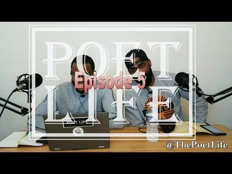 Poet Life Podcast Episode 5   The Evolution of A Poet