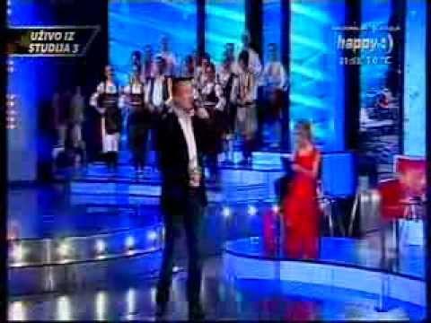 Bane Sevic i Orkestar Mise Mijatovica - Krcmaru , vina za svirace - Happy TV - UZIVO
