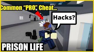 Common Pro Hacks In Prison Life