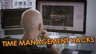 How To Manage Time When Building Your Online Business