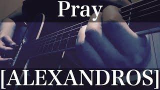 コード付弾き語りカバー pray alexandros