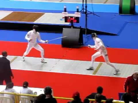 Bogota Grand Prix 2009 - TEAMS  SWITZERLAND vs STONIA 7/9   Stephan vs Priinits  Part 2