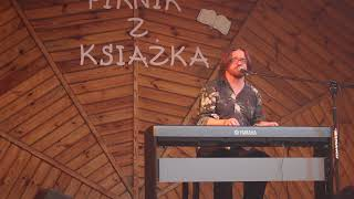 Koncert Tobiasza Staniszewskiego - Piknik z Książką 15.06.2018