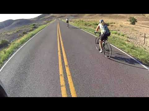 Indoor cycling foothills of the Grand Mesa, Colorado