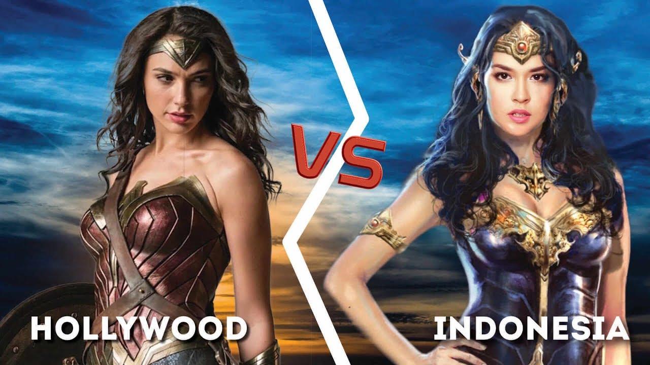 HOLLYWOOD Bisa Kalah, Kalau Super Hero Indonesia Ini di Buatkan Film..?