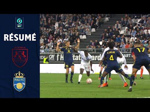 Amiens Pau Goals And Highlights