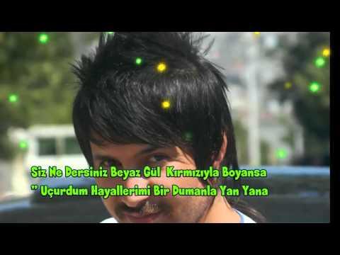 Kademran Feat. Oscar Attack - (Dj Serkan) Beyaz Gülüm - Dinlemeye Değecektir 2013