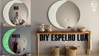 Decore Sua Casa Com O Espelho Lua