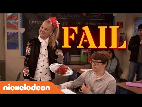 Valentine's Epic Fails w Jack Griffo  Not So Valentine's Special  Nick