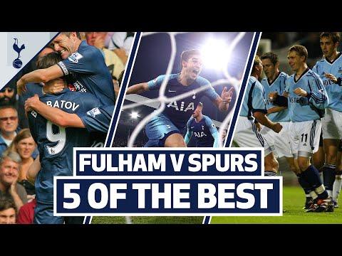 Winksy's last minute winner! 5 OF THE BEST | FULHAM V SPURS