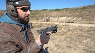 Shooting The Sig Sauer P226 Legion SAO & P320 M17