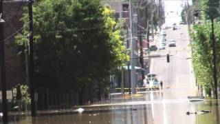 Nashville Flood 2010 - Downtown