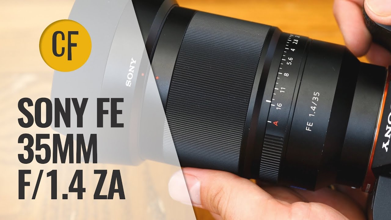 Sony FE 35mm f/1.4 ZA lens review with samples (Full-frame & APS-C)