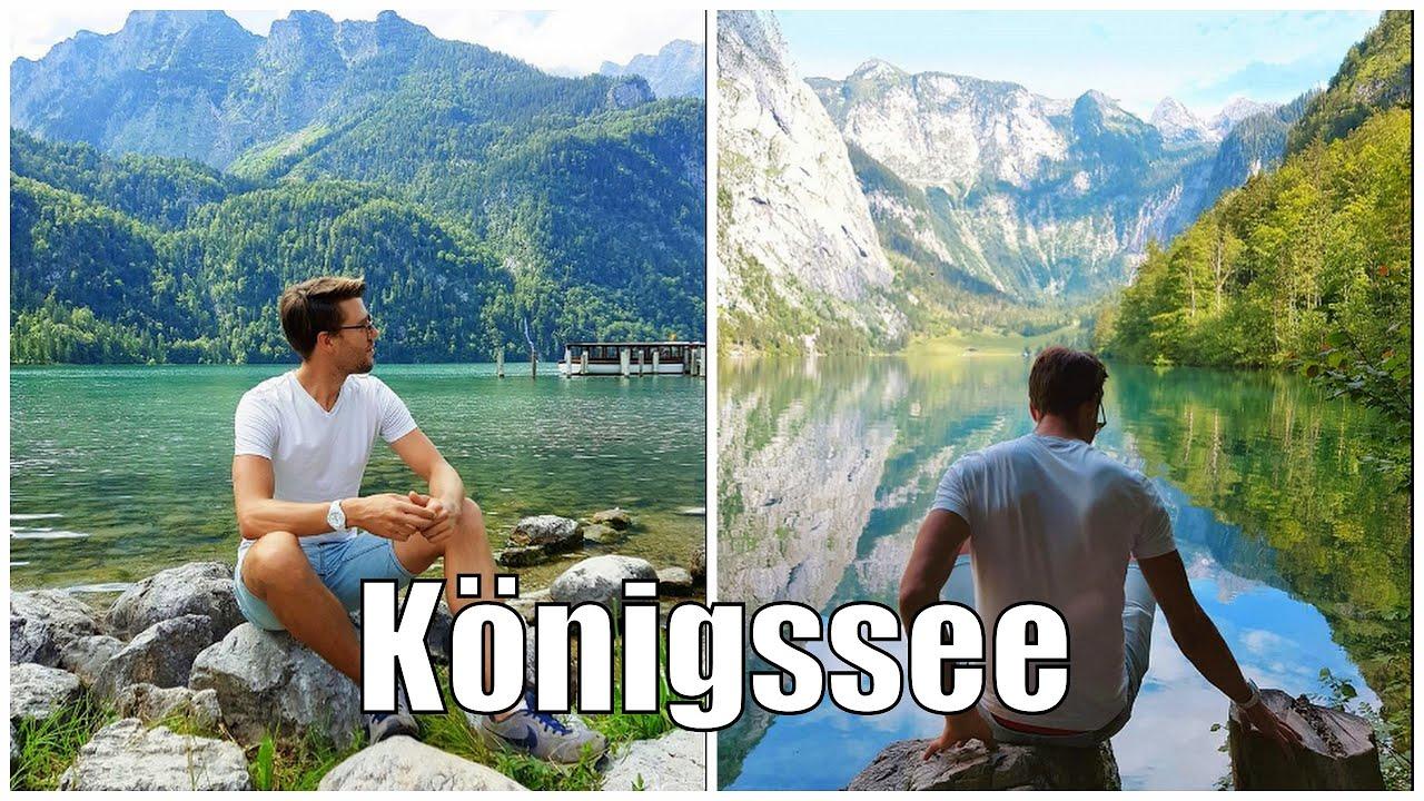 VOCÊ TEM QUE VISITAR ESSE LAGO NA ALEMANHA | Königssee