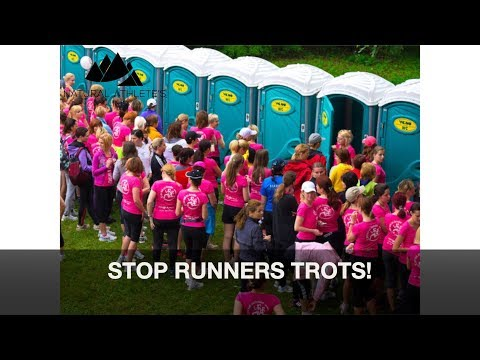 How To Stop The Runner's Trots Once and For All