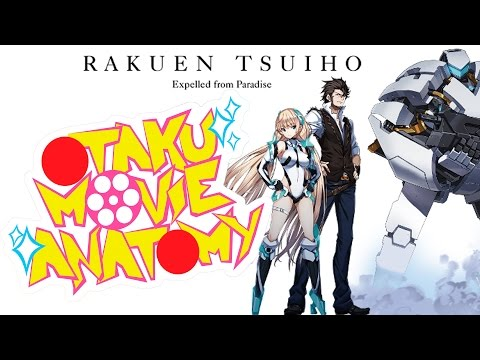 Rakuen Tsuihou: Expelled from Paradise Review | Otaku Movie Anatomy