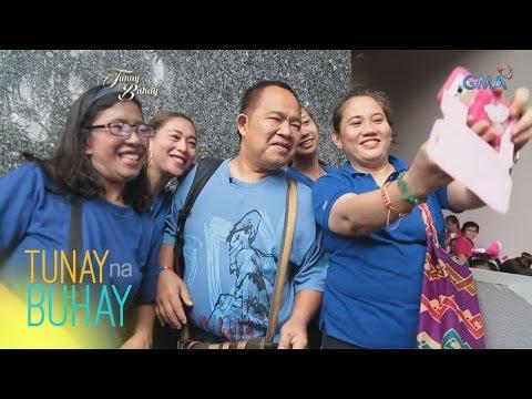 Tunay na Buhay: Ariella Arida: May sayang dulot sa manonood si Bentong