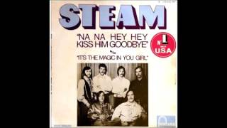 Na na na hey hey kiss him goodbye - Steam  - Fausto Ramos