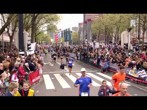 Marathon 2014 - Live Rotterdam Marathon