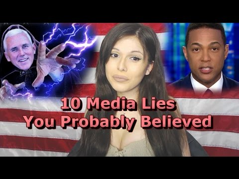 Thumbnail: 10 Media Lies You Probably Believed
