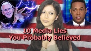 10 Media Lies You Probably Believed