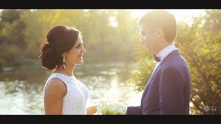 Красивый свадебный клип. Шикарный клип. Видеограф Ульяновск
