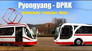 4KPYONGYANG  Public Transport (2019)