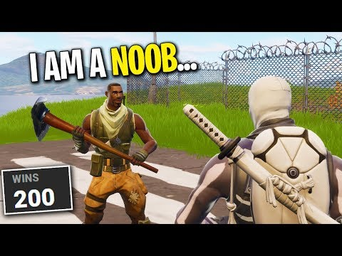 FAKE NOOB CAUGHT LYING ABOUT HIS WINS ON FORTNITE! (I Looked Up His Stats...)