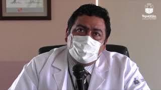 Ciudadano: Seamos parte de la solución para contener el #CoronavirusMx #COVID19
