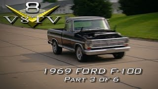 1969 Ford F100 / 2002 Ford Lightning ThundersTruck Video Part 3 of 6  V8TV