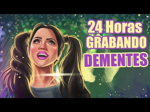 24 HORAS GRABANDO SIN PARAR! BTS DEMENTES Detrás de Cámaras - SandraCiresArt