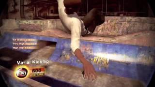 Skate 2 - The 1080
