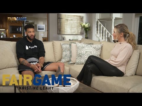 LeBron James' choice for 'Defensive Player of the Year': JaVale McGee   FAIR GAME