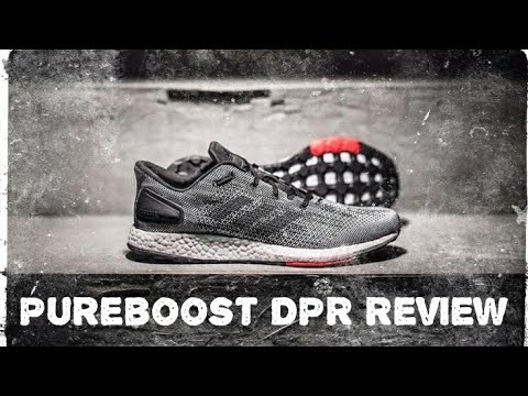 3b8c5f1607e Adidas Pureboost DPR Review   On Foot - YouTube