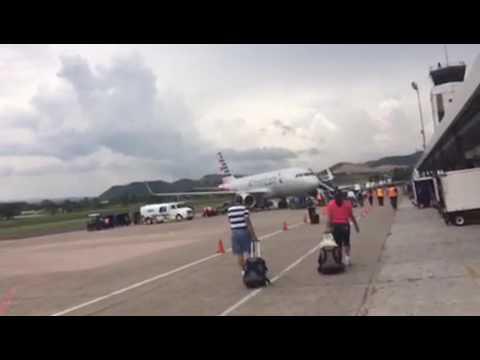 Tegucigalpa Tomcontin Airport Boarding