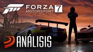 Forza Motorsport 7 / Análisis / Test de conducción