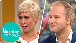 Should You Sunbathe Naked In Your Own Garden? | This Morning