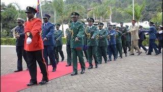 Dkt Mwinyi: Tutaboresha vyuo vya kijeshi nchini kuongeza weledi wa majeshi yetu