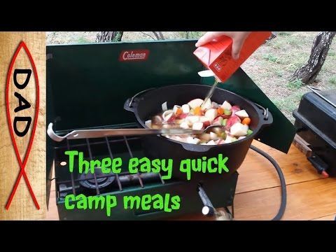Camping tips, tricks, and recipes OH MY!