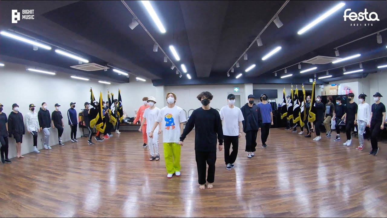 Download [CHOREOGRAPHY] BTS (방탄소년단) 'N.O' Dance Practice (MOS ON:E dance break ver.) #2021BTSFESTA