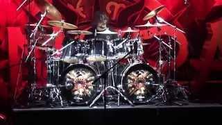 Angra - The Voice Commanding You/Drums Solo ao vivo