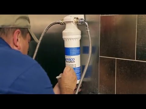 Premium Commercial Water Filtration Systems from KASCO