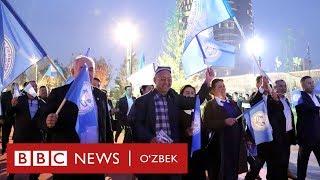 Ўзбекистон: Намойишлар қайтмоқда - сиёсий эркинликлар-чи?- BBC Uzbek