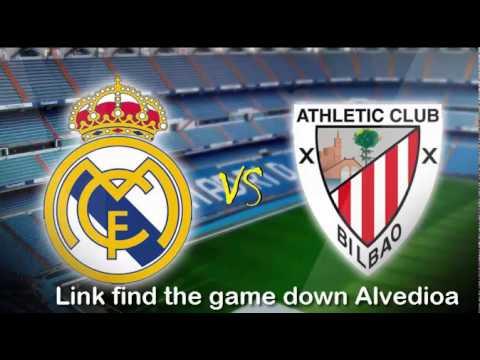 Real Madrid Vs Athletic Bilbao EN VIVO ONLINE Live Streaming Copa Del Rey 2015 Full HD 720p