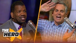 Rob Parker disagrees LeBron joining the Lakers was a good move for the NBA | NBA | THE HERD