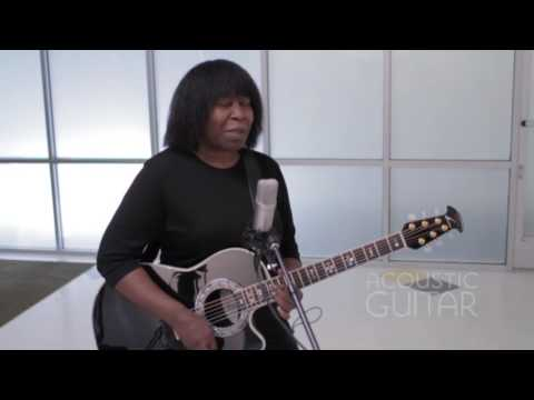 Acoustic Guitar Sessions Presents Joan Armatrading